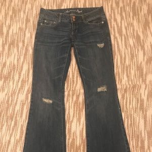 American Eagle Artist Jeans, size 2 regular